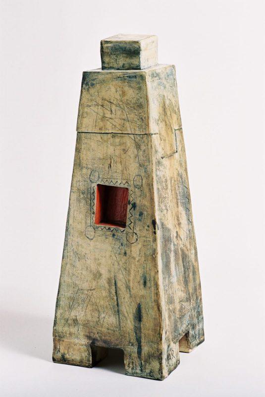 Urn van Marian Daems Keramiek